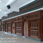 Jual Gebyok Jepara Model Pintu Masjid