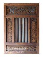 Jendela Gebyok Kuno