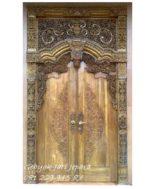 Pintu Gebyok 2 Pintu