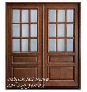 Pintu Rumah Kaca
