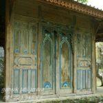 Jual Kusen Pintu Gebyok Kayu Jati Kuno
