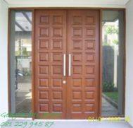 Pintu Rumah Dan Jendela