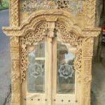 Jual Jendela Gebyok Masjid Kayu Jati Ukir Jepara Murah