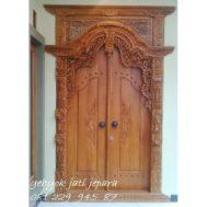Gebyok 2 Pintu Bali
