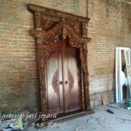 Gebyok 2 Pintu Klasik