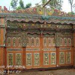 Pintu Gebyok Rumah Jawa Joglo Kuno 1511-GJJ