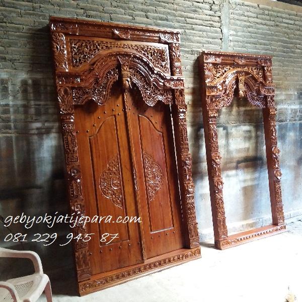 Pintu-Gebyok-Kamar-Ibu-Ana-Jakarta 2