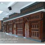 Jual Kusen Kayu Jati Ukir Jepara Pintu Gebyok Masjid Jami Bandung Murah