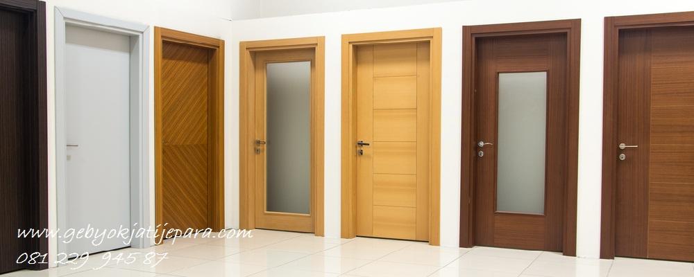 Pintu Gebyok Jati Jepara 3