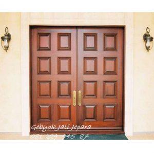 Pintu Rumah 2 Pintu