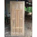 Contoh Desain Pintu Rumah Kayu Jati | Jual Kusen Pintu Kamar Minimalis