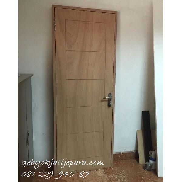 Jual Kusen Pintu Kamar Rumah Kayu Jati Minimalis Ibu Arini Bali Denpasar Harga Murah