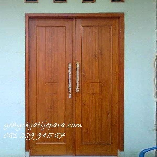 Kusen Pintu Rumah Depan Minimalis